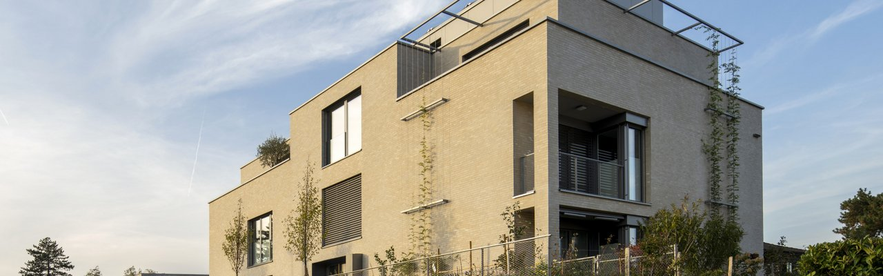 Fassadenbau Elementbau Basel Neubau MFH