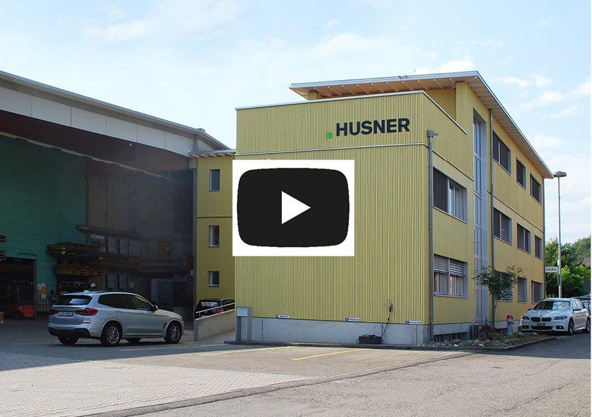 Film Aufstockung HUSNER AG Holzbau