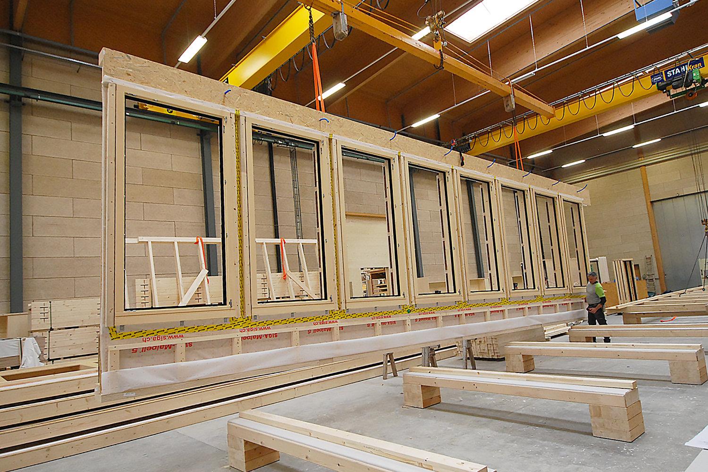 Neubau Therapiezentrum KSA, Aarau