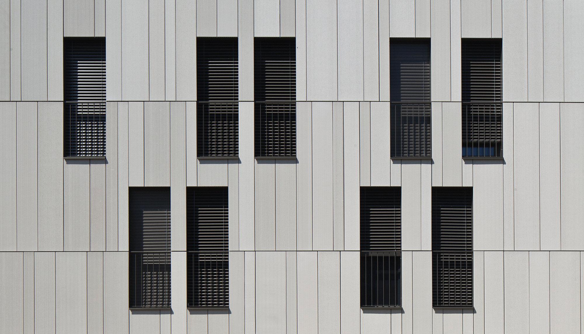 Terracotta Fassade