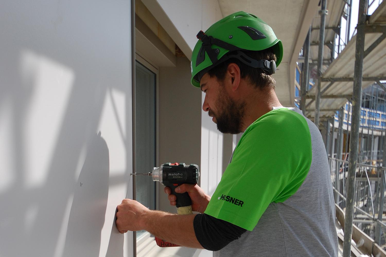 Neubau Überbauung Schöngrün, Biberist