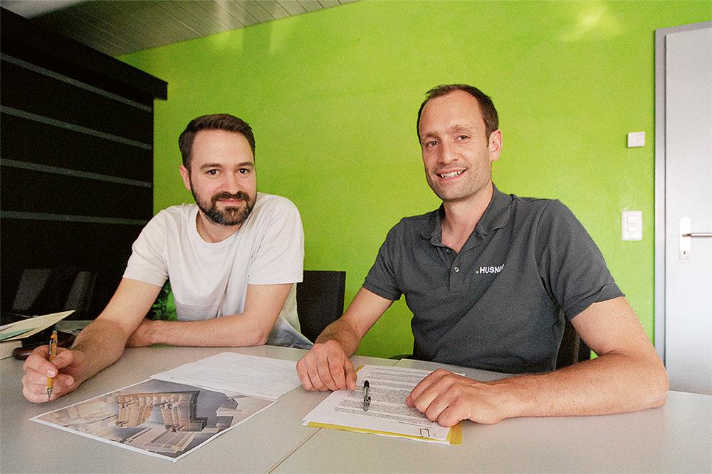 Husner AG Holzbau im Interview mit Esch Sintzel Architekten