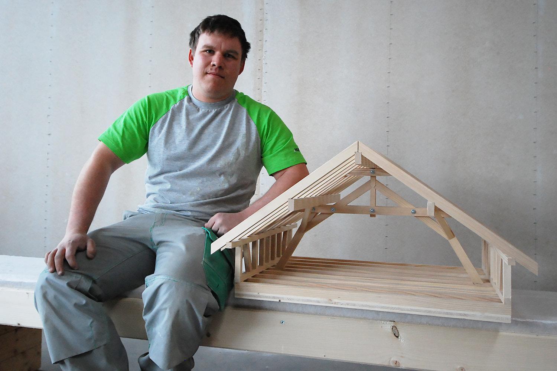 HUSNER Lehrlingswettbewerb Holzbau Schweiz 2019