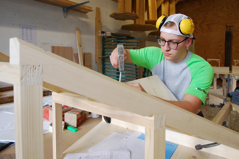 Lehrlingswettbewerb2020 Holzbau Schweiz Sektion Aargau