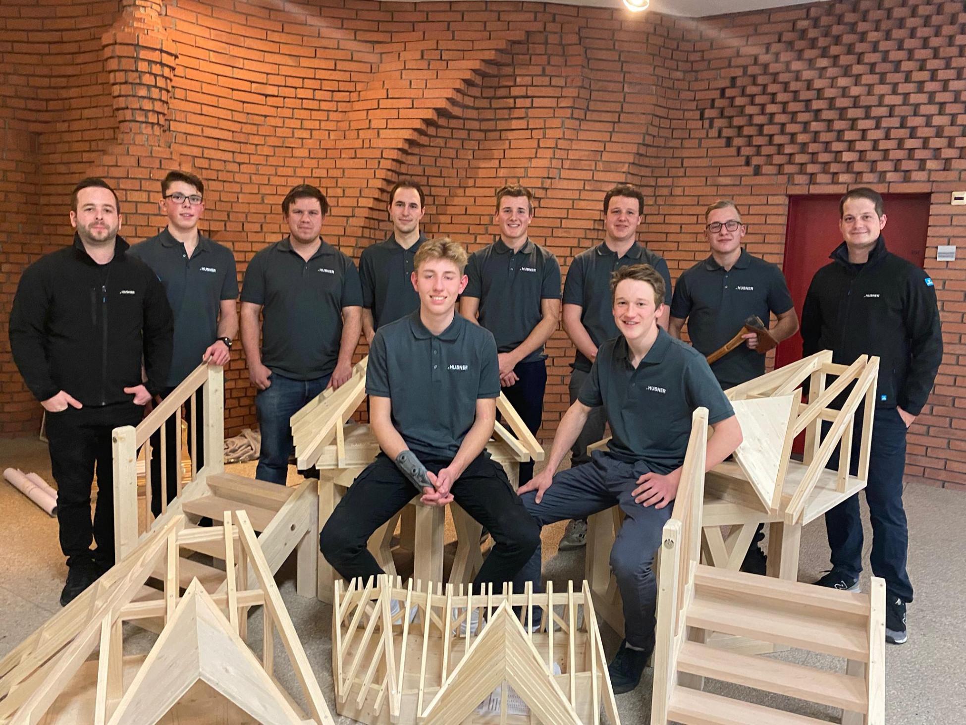 Lehrlingswettbewerb 2020 Holzbau Schweiz Sektion Aargau