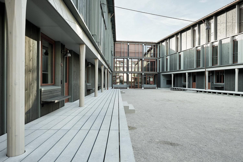 Wohnüberbauung Maiengasse Basel